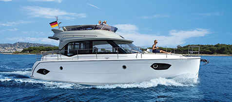 E-Line - Motor yachts with evolution