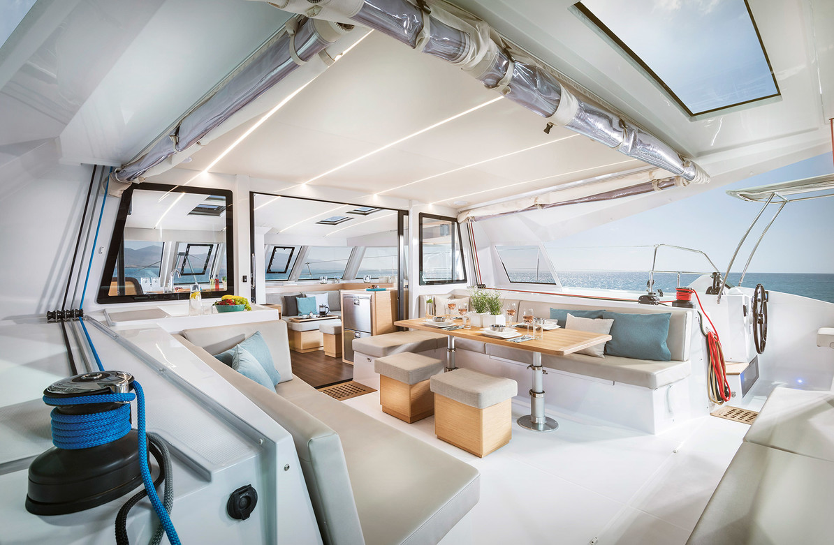 BAVARIA NAUTITECH 46 OPEN | Interieur