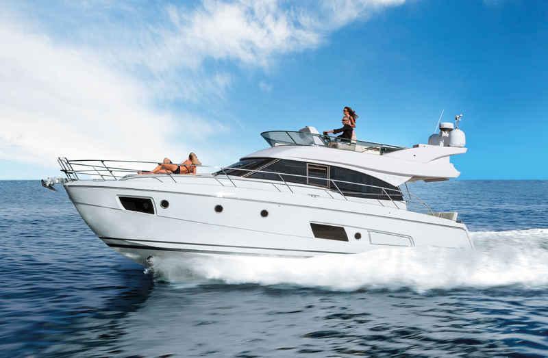 Motor Yacht: BAVARIA YACHTS