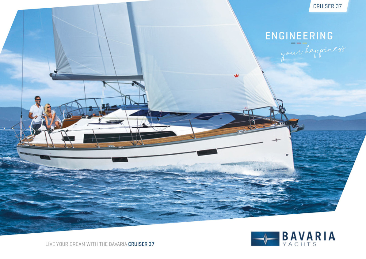 Bavaria Yacht Wiring Diagram Trusted Cruisers Yachts Downloads Brochures Boat Starter