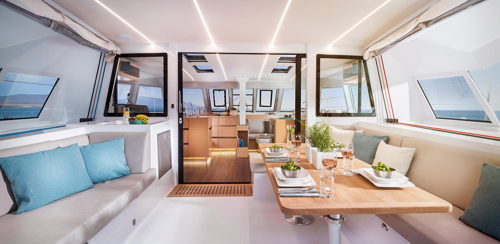nouveau catamaran de croisiere